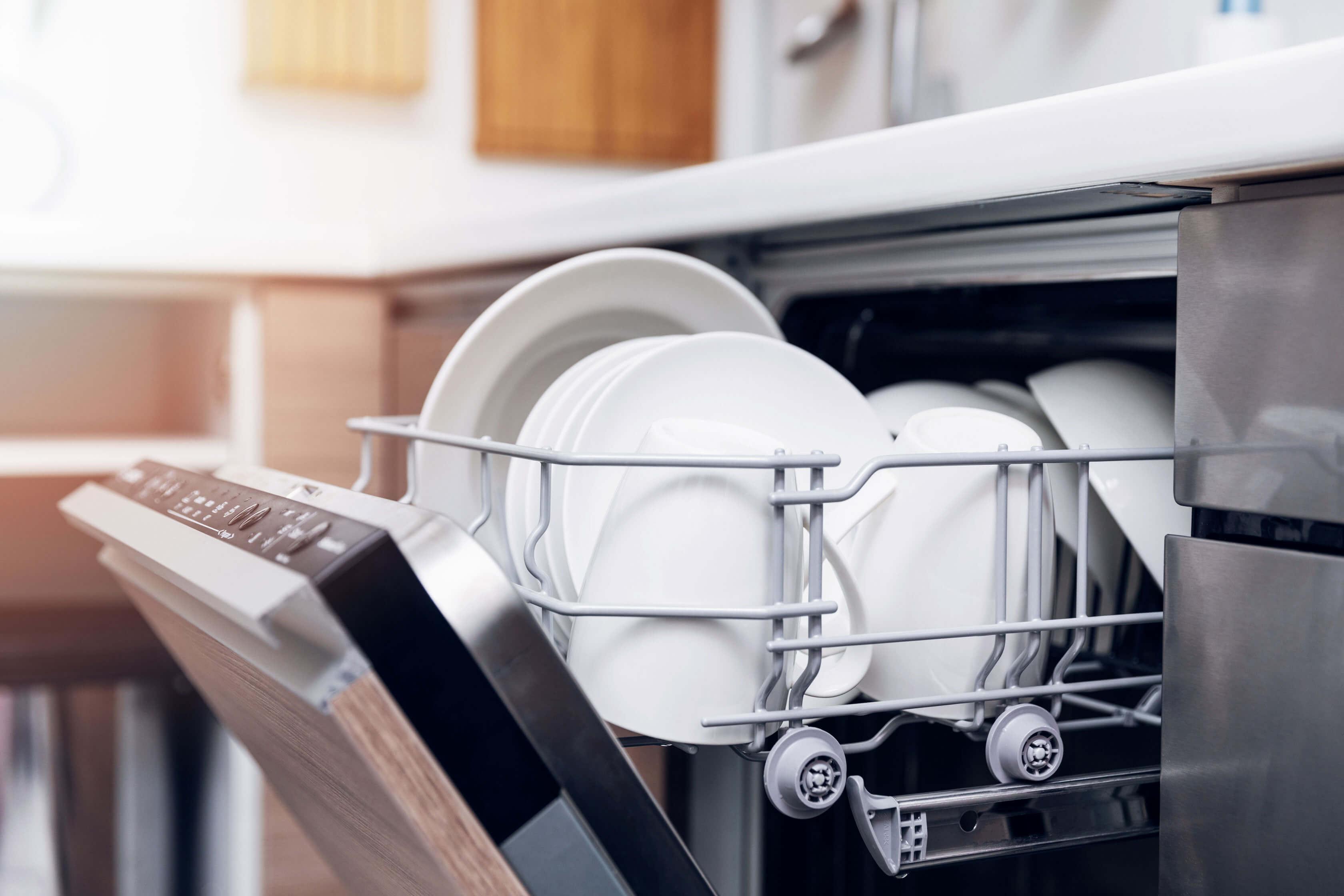 Consejos para ahorrar con el lavavajillas
