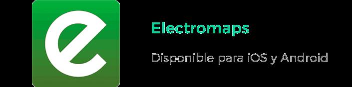 Electromaps - Apps de ahorro