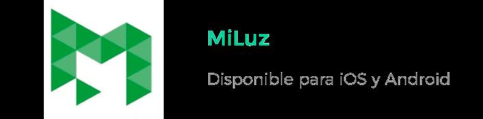 MiLuz - App de ahorro