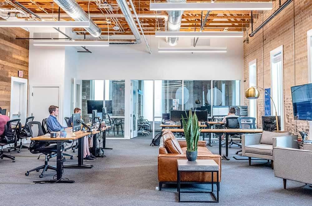 Gastos eléctricos en oficinas y negocios