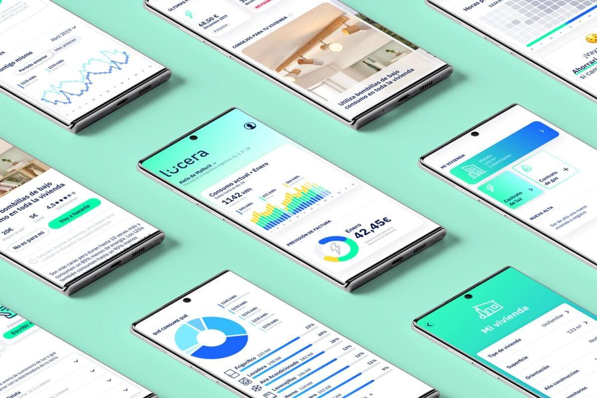 Conoce la nueva app de Lucera